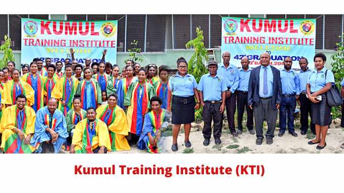Kumul Training Institute Programs