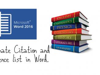 Automate Citation