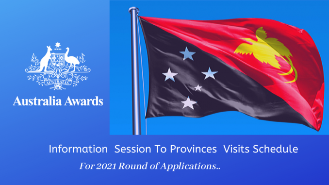 Australia Awards PNG