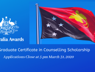 Australian Awards Certificate in Counselling Scholarship