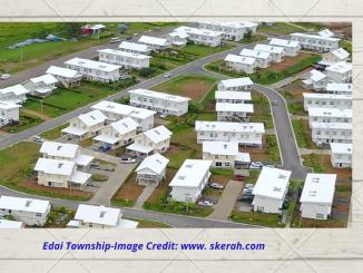 Edai Town Port Moresby