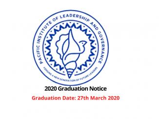 PILAG Graduation Notice