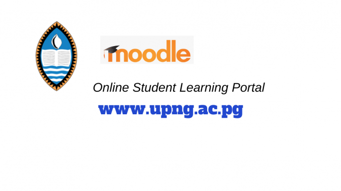 Online Learning UPNG