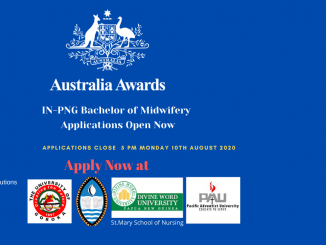 Australia Awards IN-PNG Bachelor of Midwifery Scholarship
