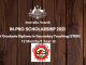 Australia Awards in png scholarship Post Graduate diploma in Secondary Teaching.