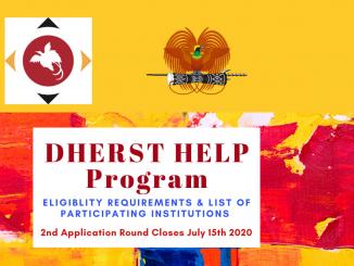 DHERST Higher Education Loan Program (HELP)