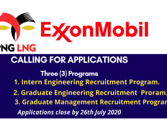 ExxonMobil Intern & Graduate Engineering Recruitment Program