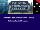 National Fisheries College Kavieng