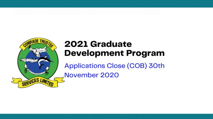 CTSL Graduate Development Program 2021