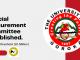 UOG Special Procurement Committee
