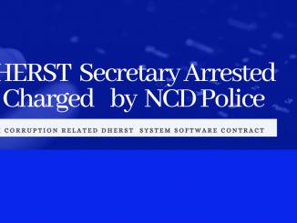 Arrest of Fr.Jan Zcuba DHERST Secretary