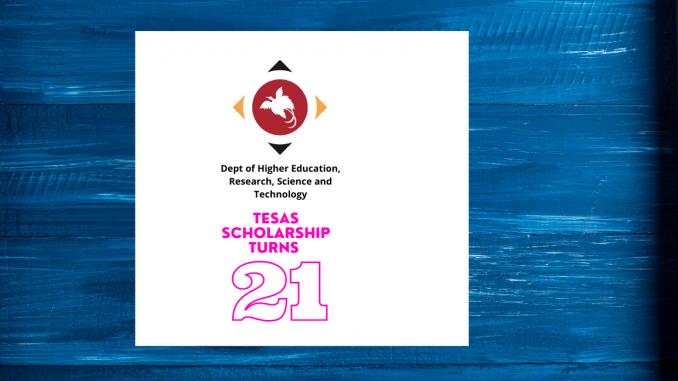 TESAS Scholarship DHERST