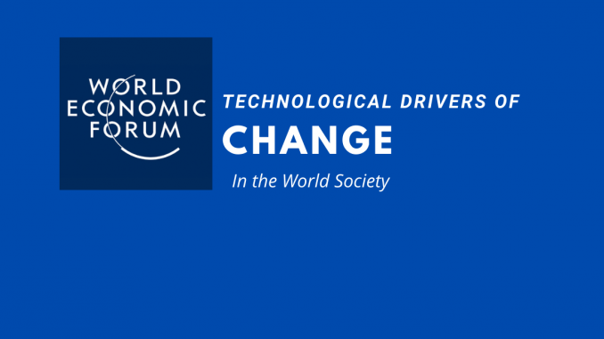 Technological Drivers of Change World Economic Forum Future of Jobs