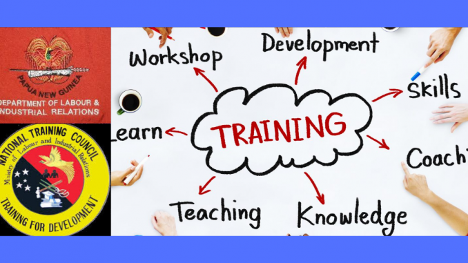National Training Council Registered Training Providers in PNG.