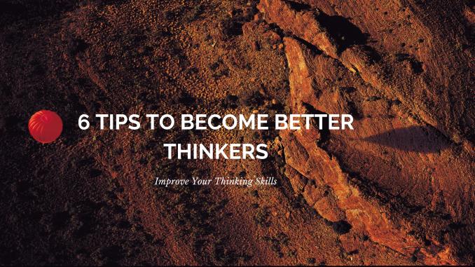 Improve thinking