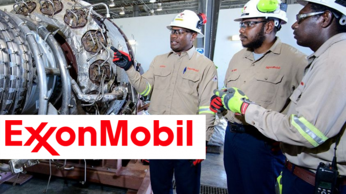ExxonMobil Engineering Recruitment